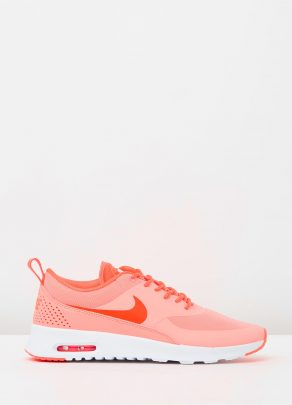 Womens Nike Air Max Thea Atomic Pink 1