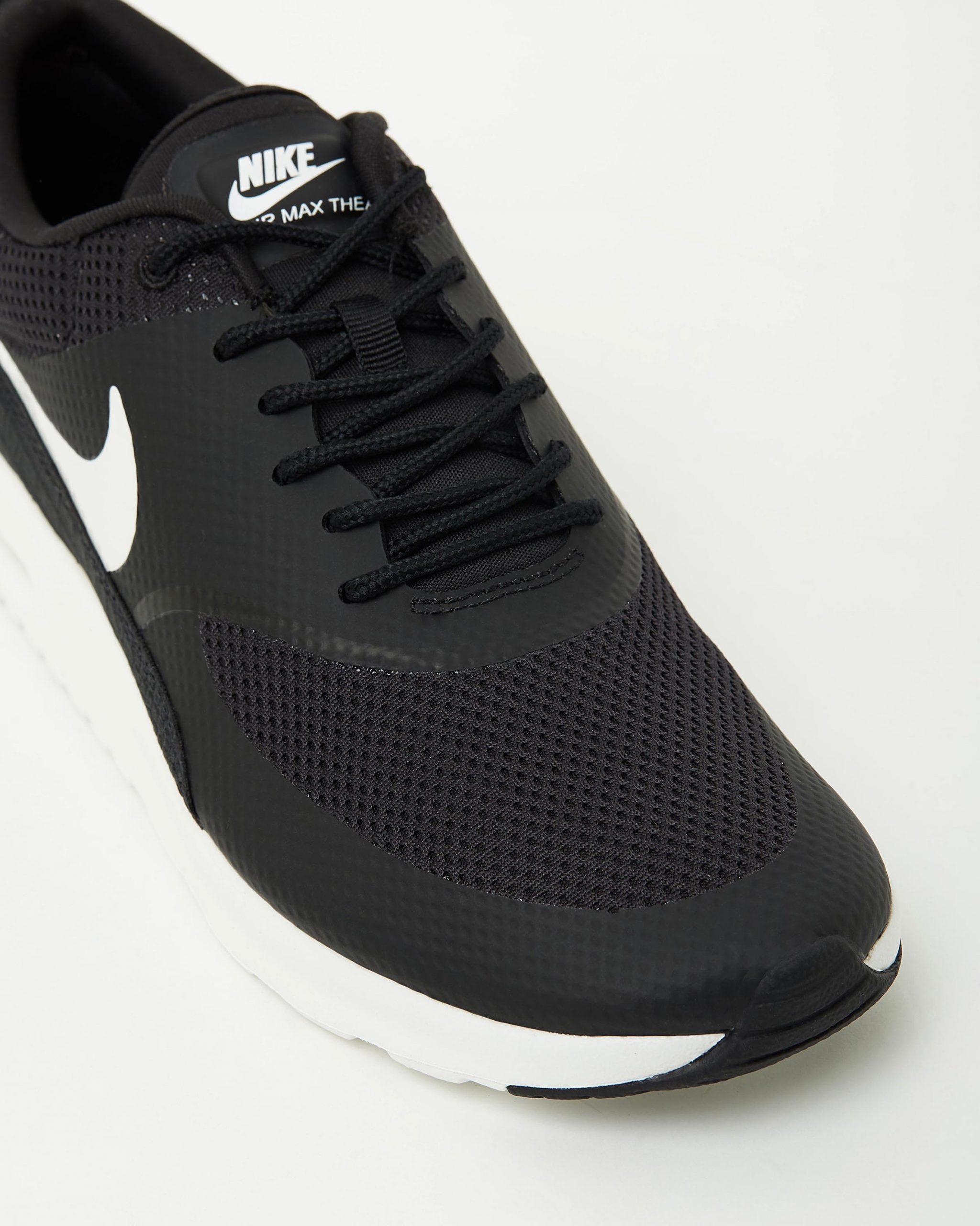 Women's Nike Air Max Thea Black