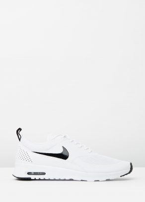 Womens Nike Air Max Thea White 1