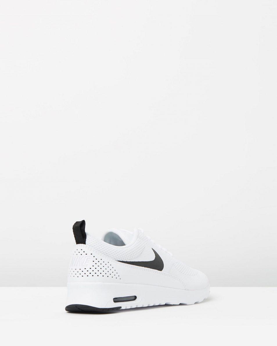 Womens Nike Air Max Thea White 2