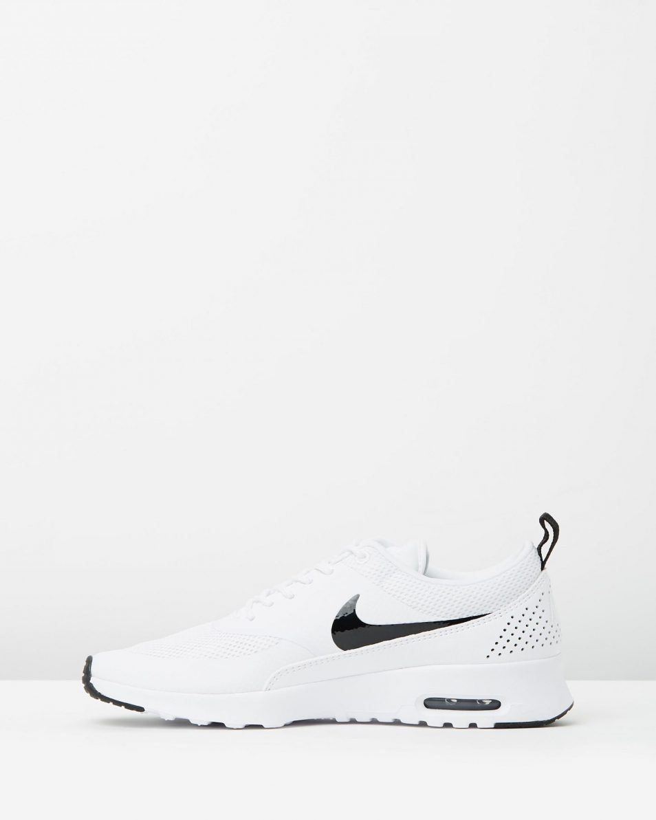 Womens Nike Air Max Thea White 3
