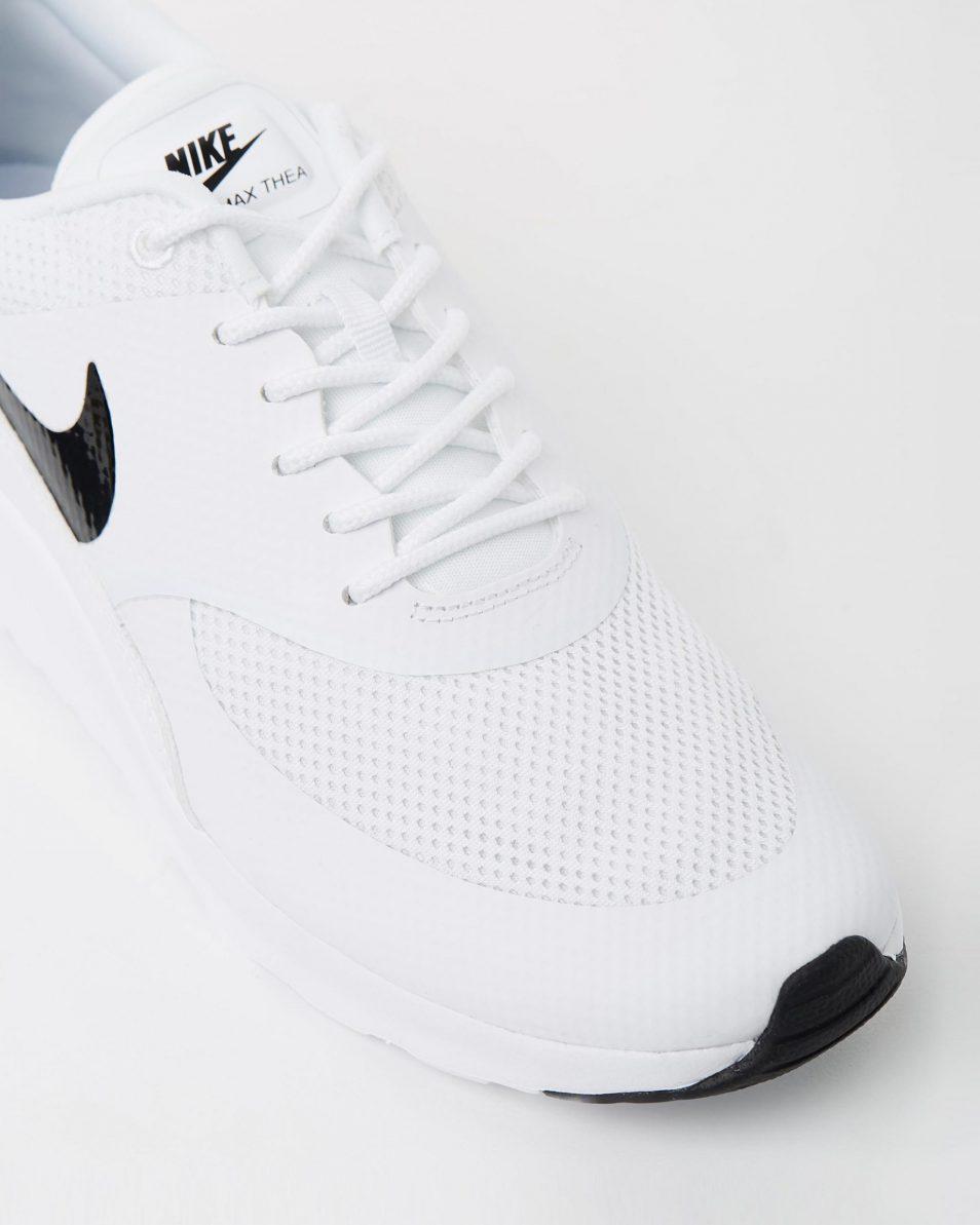 Womens Nike Air Max Thea White 4
