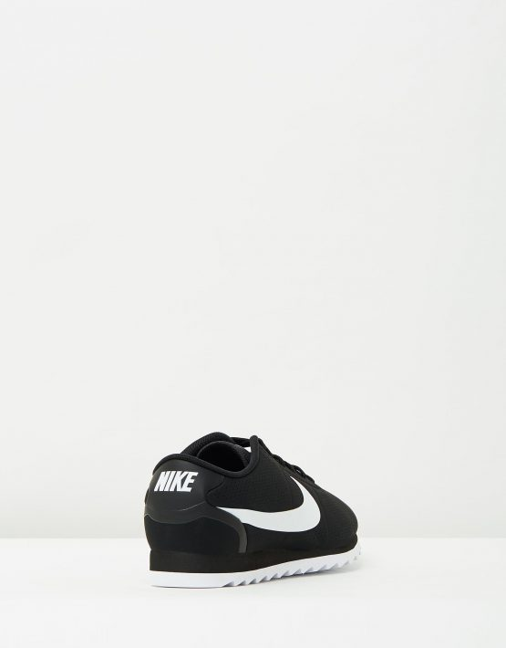 Womens Nike Cortez Ultra Moire Black White 2