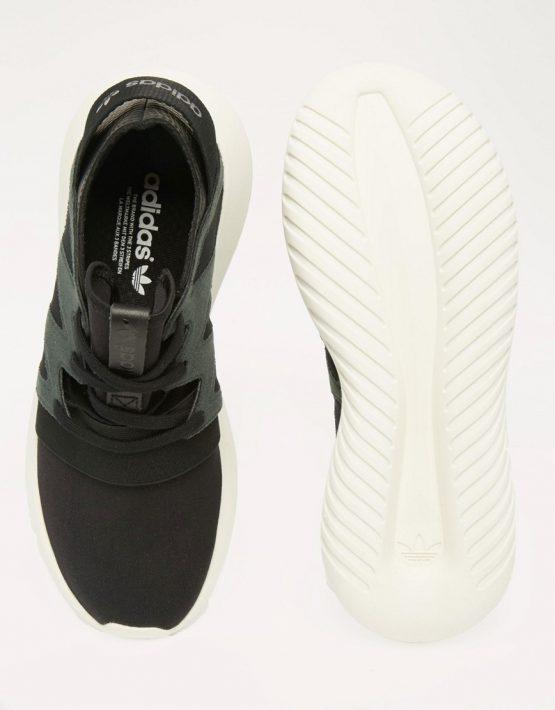 adidas Originals Black Tubular Viral Sneakers 3