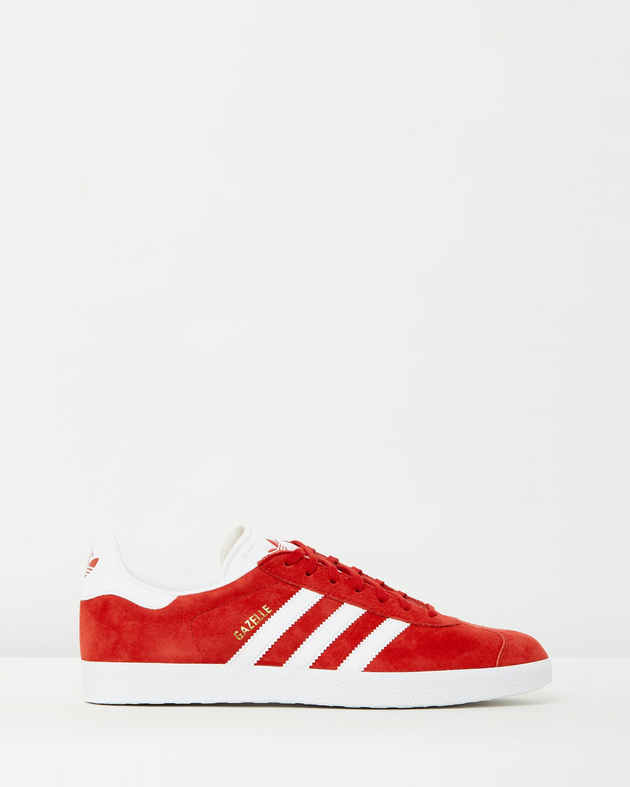 Adidas Men's Gazelle Power Red Sneakers