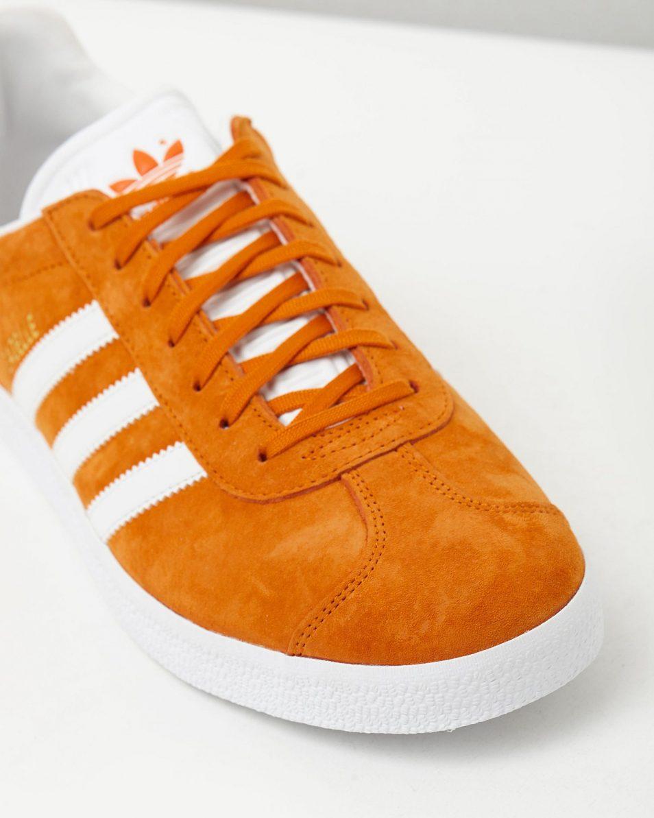 Adidas Men's Gazelle Unity Orange Sneakers