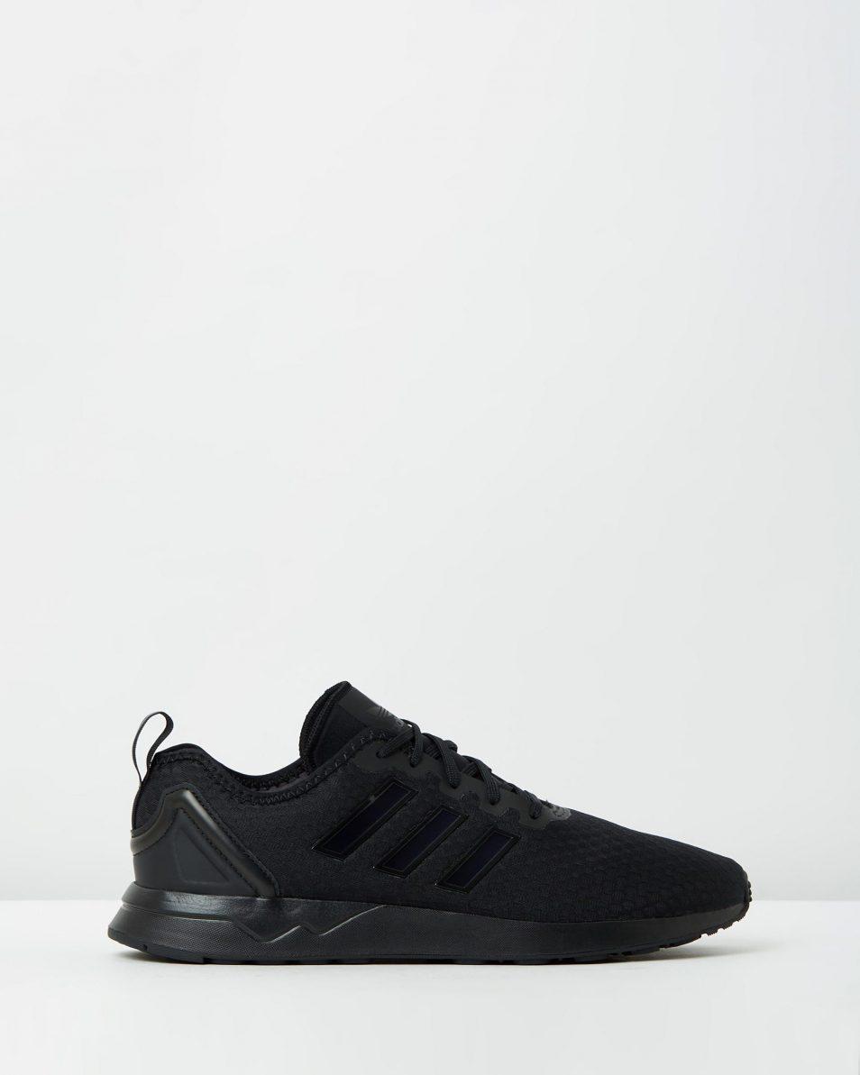 Adidas Mens ZX Flux ADV Black 1