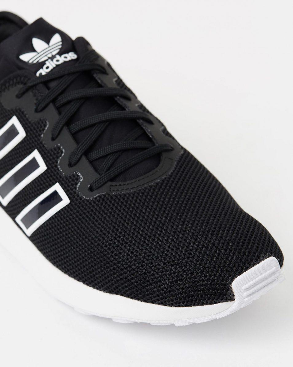 Adidas Mens ZX Flux ADV Black White 4