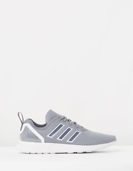Adidas Mens ZX Flux ADV Grey FTWR White 1