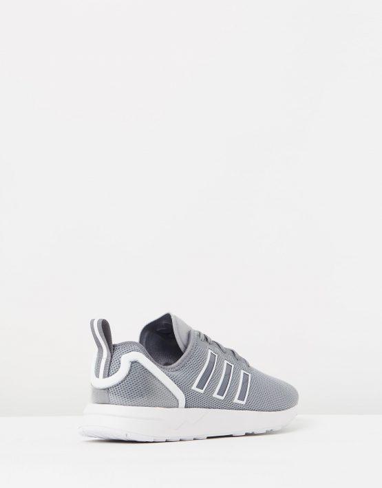 Adidas Mens ZX Flux ADV Grey FTWR White 2