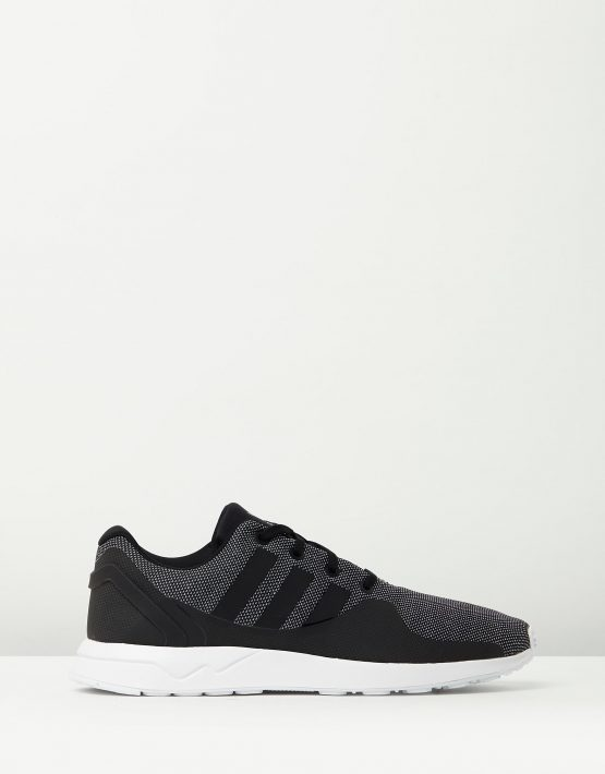 Adidas Mens ZX Flux ADV Tech Black 1