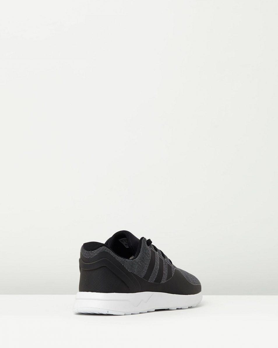 Adidas Mens ZX Flux ADV Tech Black 2