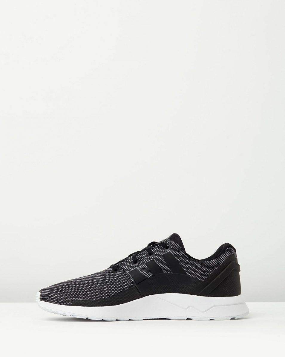 Adidas Mens ZX Flux ADV Tech Black 3