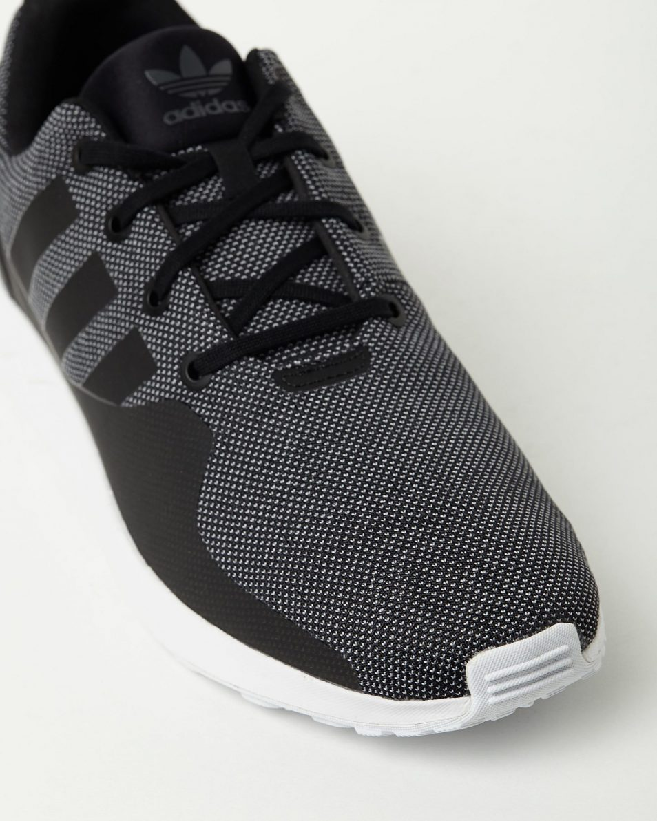 Adidas Mens ZX Flux ADV Tech Black 4