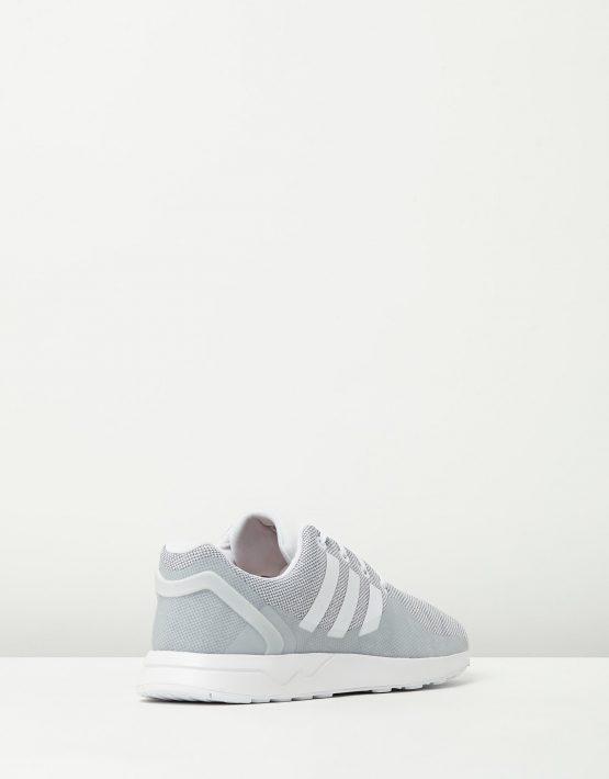 Adidas Mens ZX Flux ADV Tech GREY WHITE 2