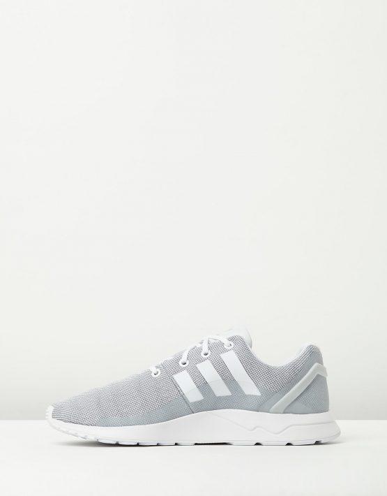 Adidas Mens ZX Flux ADV Tech GREY WHITE 3