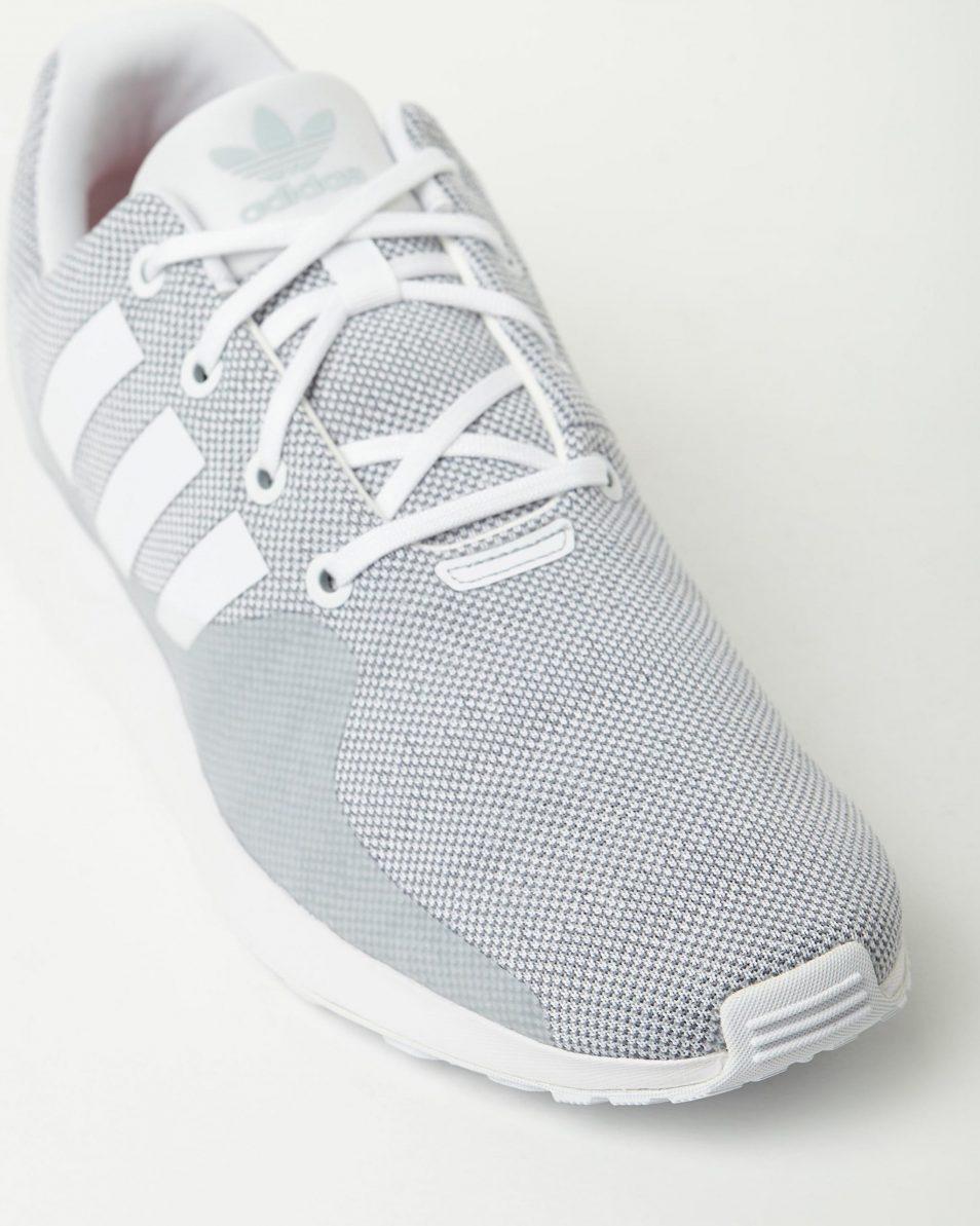 Adidas Mens ZX Flux ADV Tech GREY WHITE 4