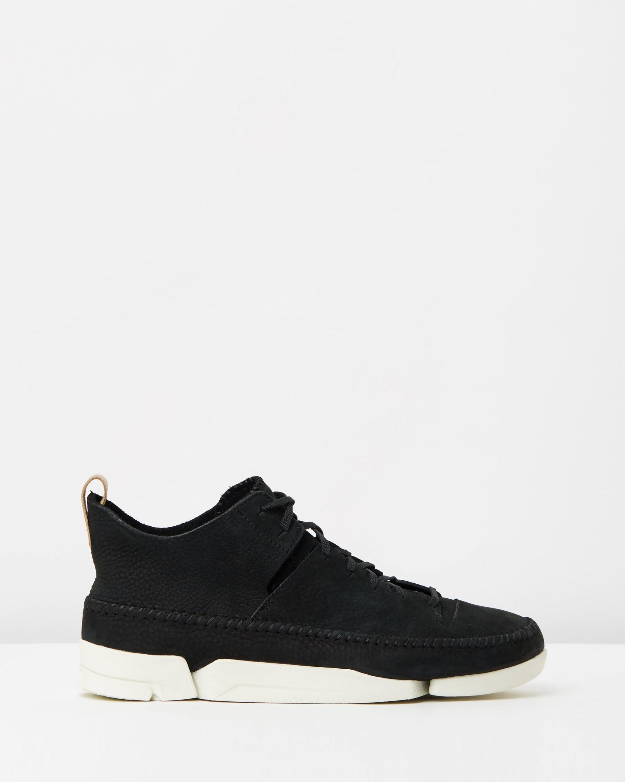 Clarks Originals Trigenic Flex Black Nubuck