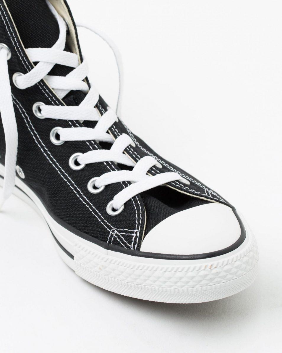Converse Mens Chuck Taylor All Star Hi Black 4