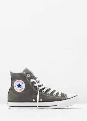 Converse Mens Chuck Taylor All Star Hi Charcoal 1