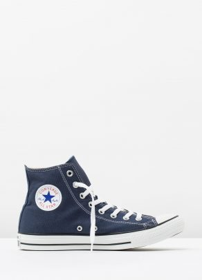 Converse Mens Chuck Taylor All Star Hi Navy 1