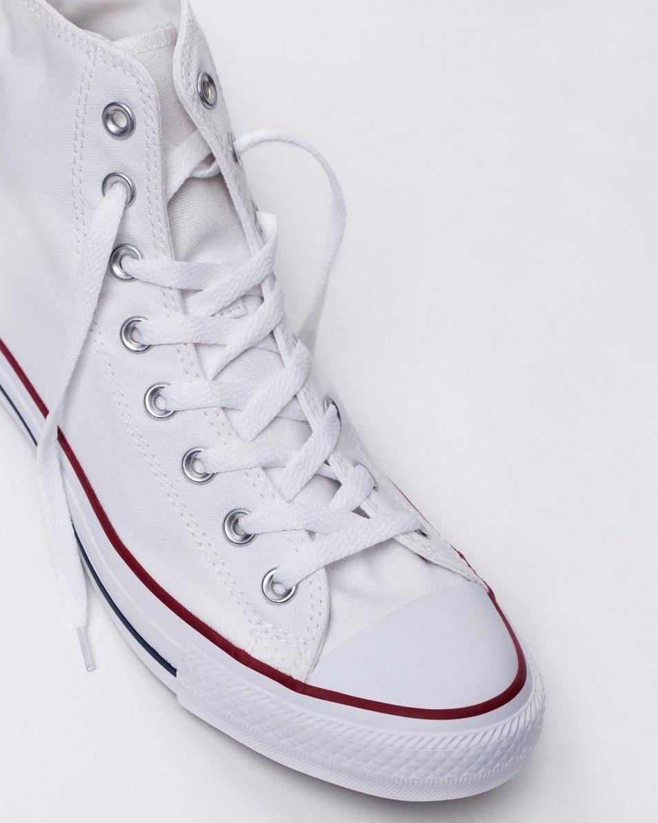 Converse Mens Chuck Taylor All Star Hi Optical White 4