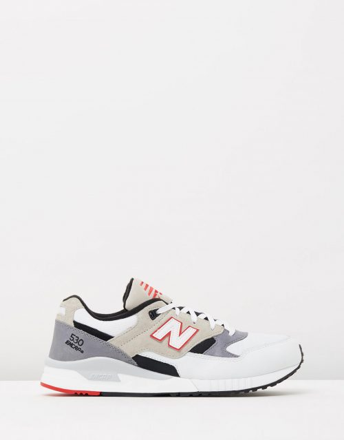 New Balance Mens 530 Lost Mixes Collection Lifestyle Sneakers 1