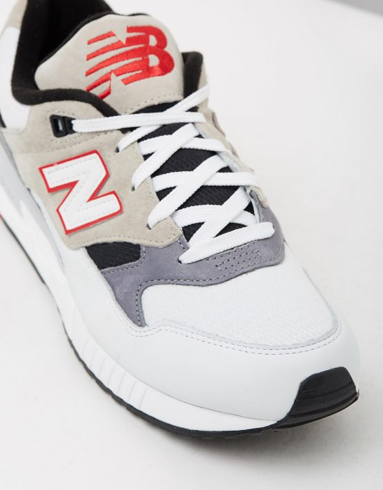 New Balance Mens 530 Lost Mixes Collection Lifestyle Sneakers 4