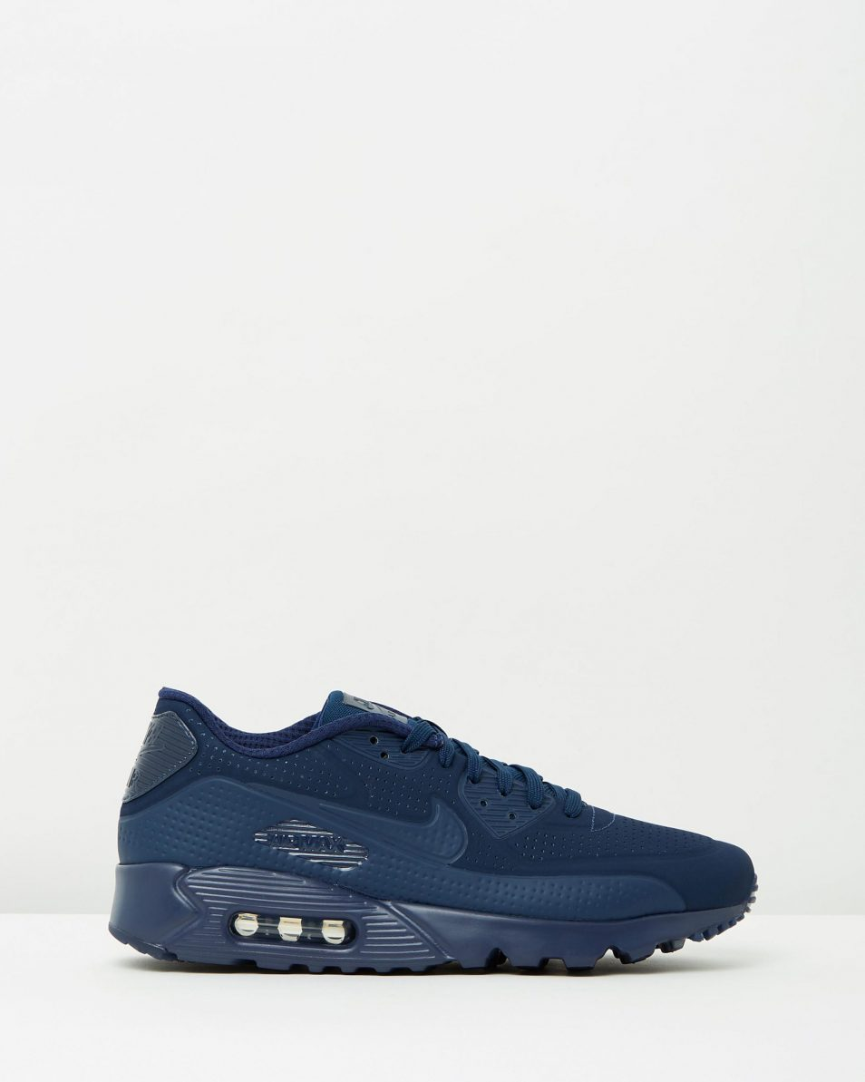 Nike Air Max 90 Ultra Moire Midnight Blue 1