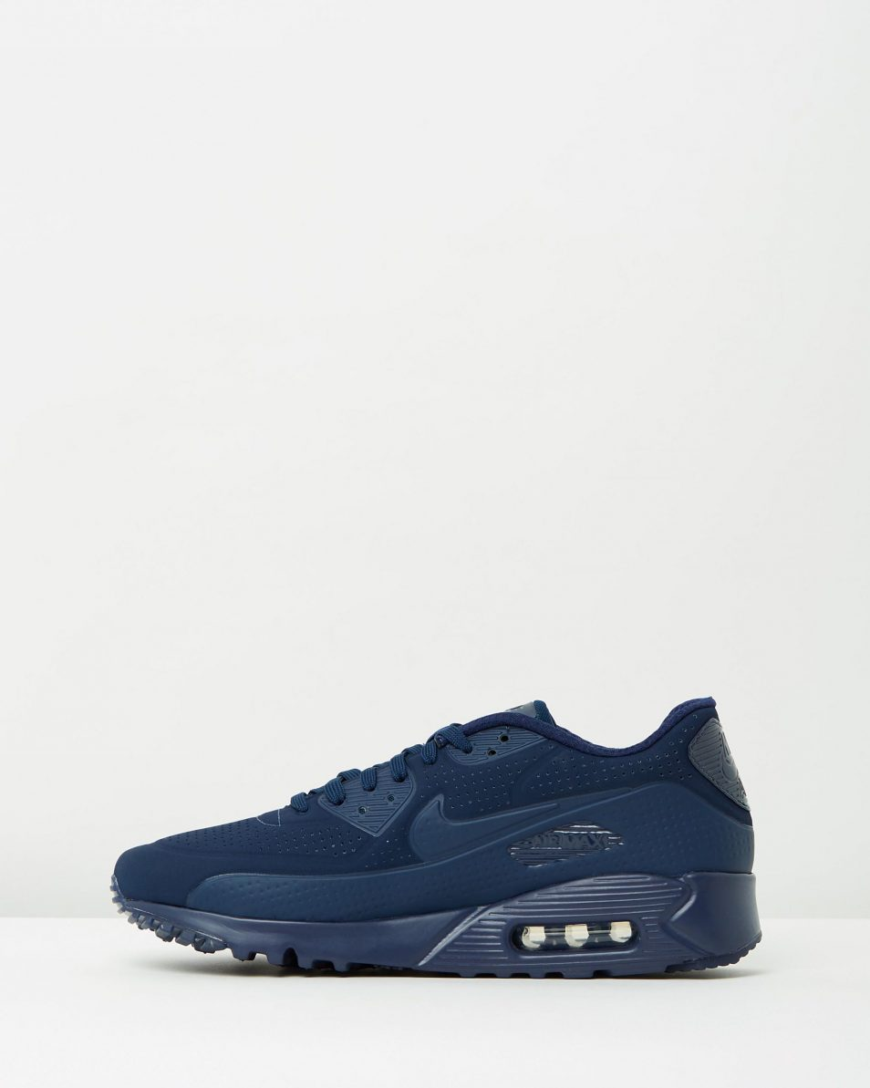 Nike Air Max 90 Ultra Moire Midnight Blue - 95Gallery.com