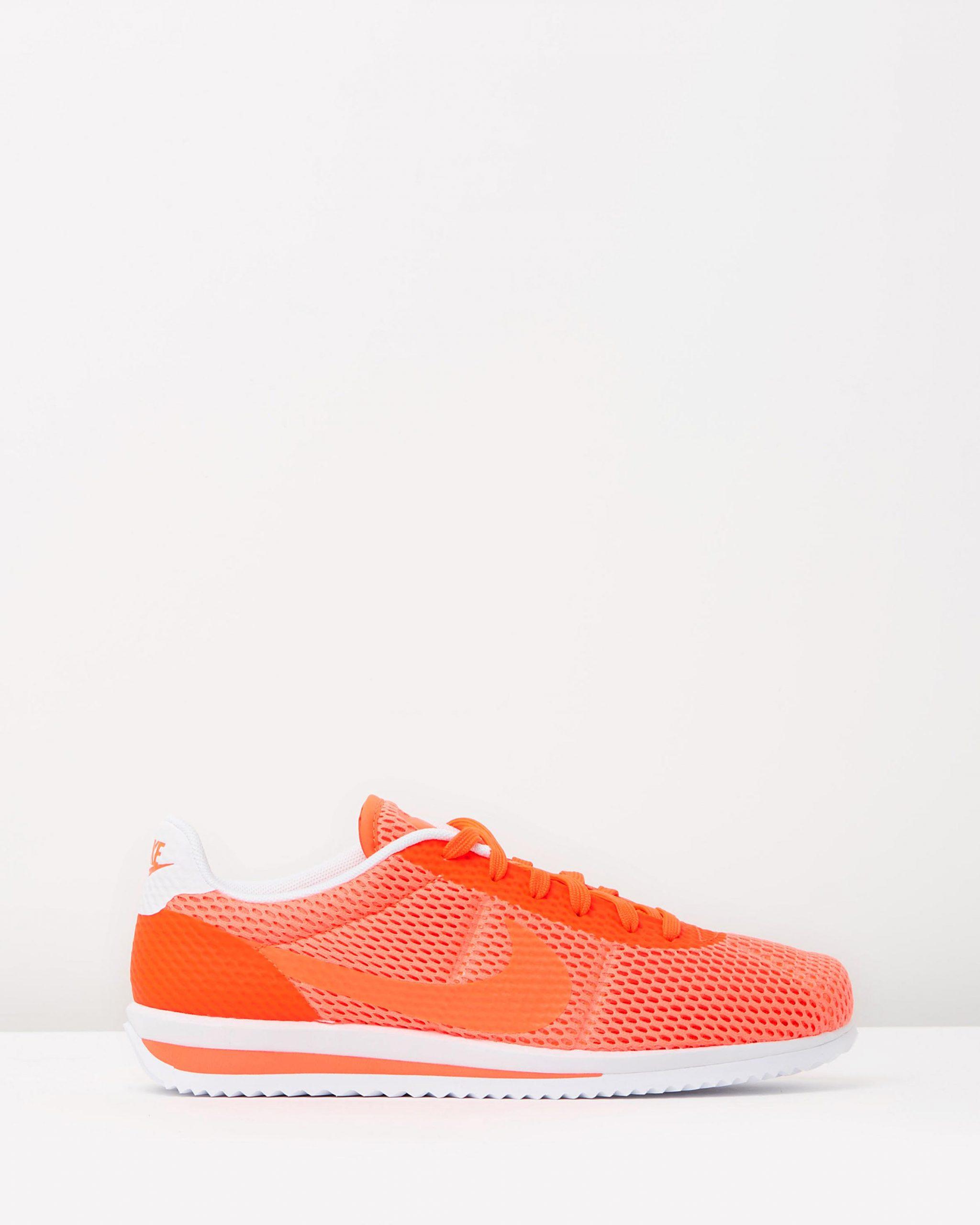 Nike Cortez Ultra BR Total Crimson & White