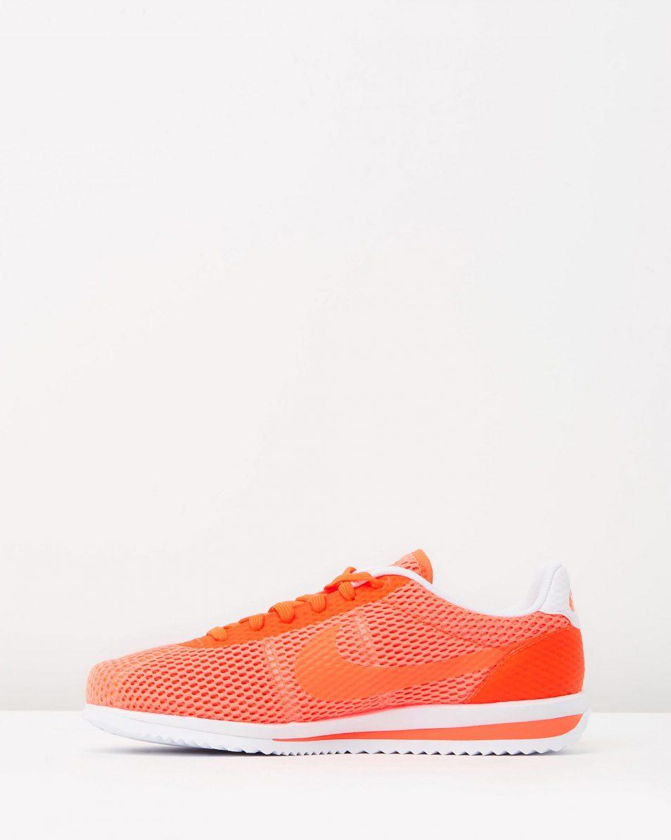 Nike Cortez Ultra BR Total Crimson White 3