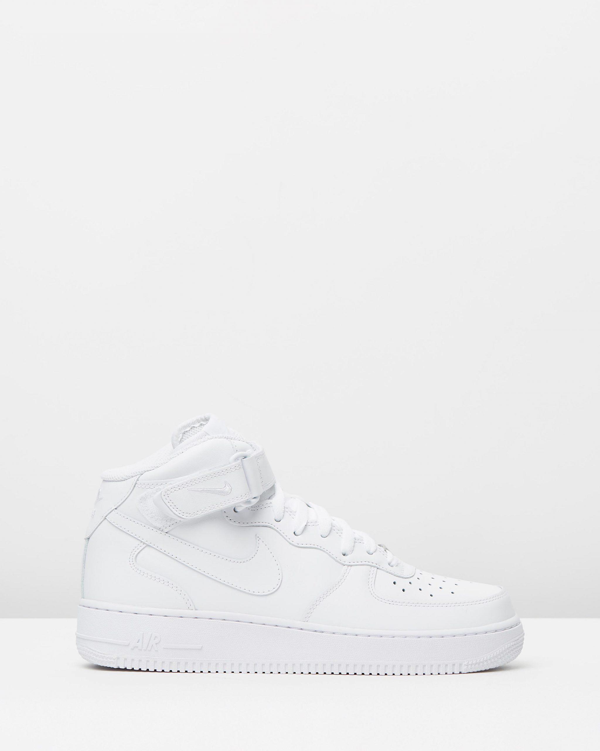 Nike Men's Air Force 1 Mid '07 White
