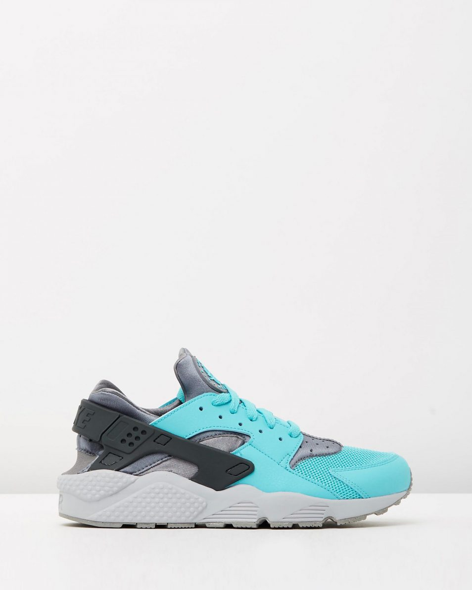 Nike Mens Air Huarache Beta Blue 1