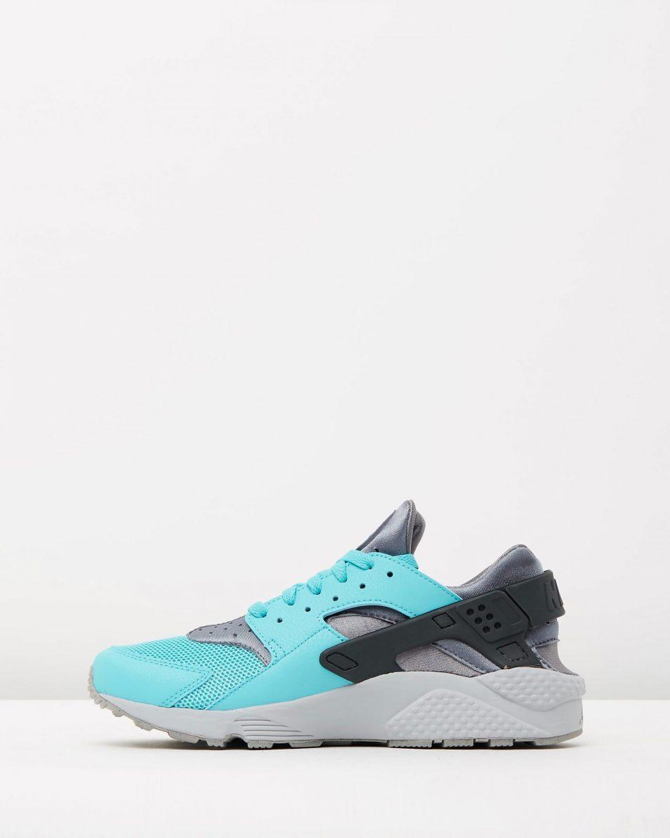 Nike Mens Air Huarache Beta Blue 3