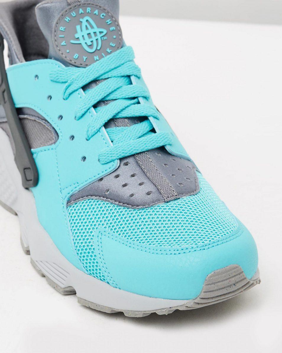 Nike Mens Air Huarache Beta Blue 4