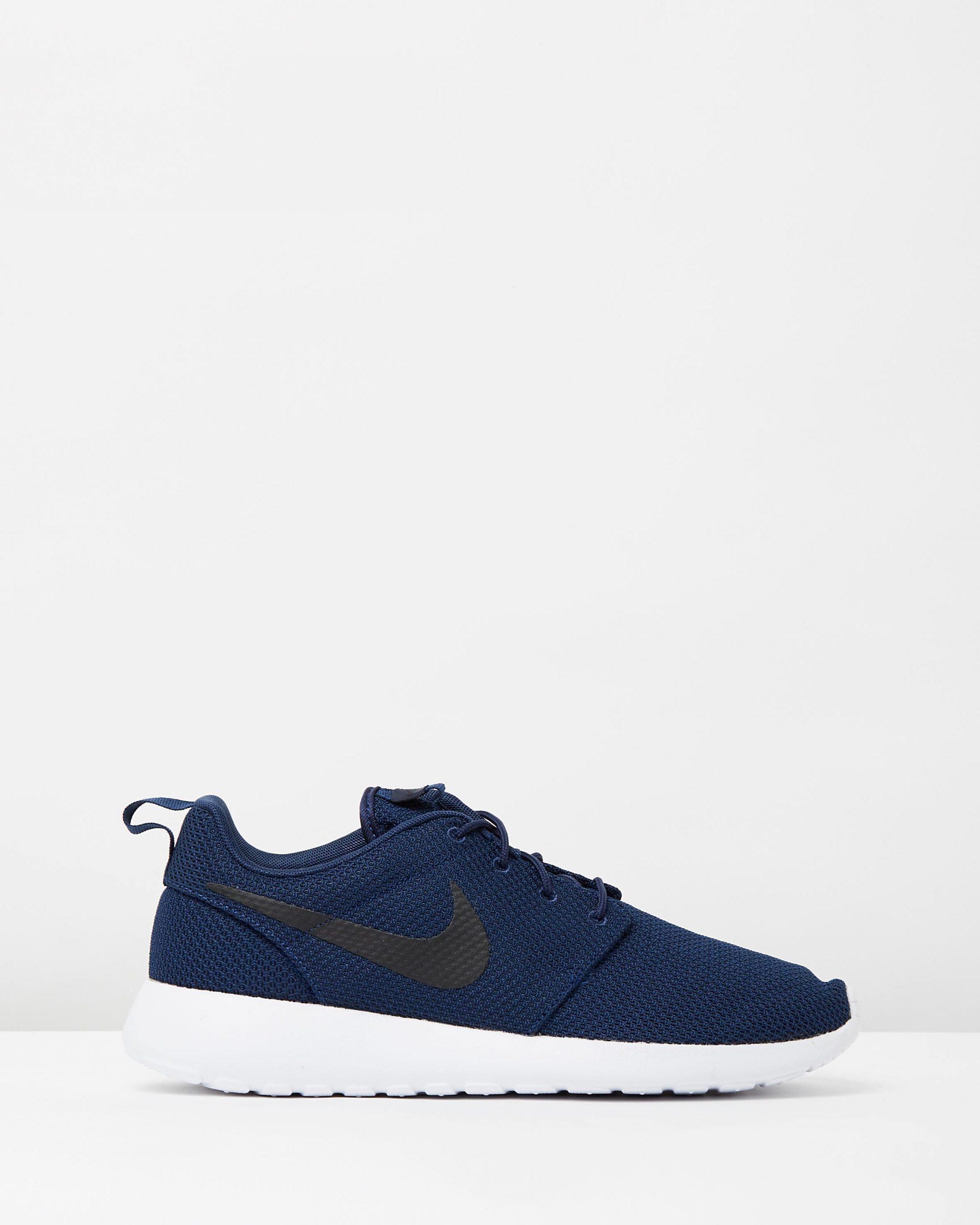 Nike Mens Roshe One Midnight Navy/Black/White