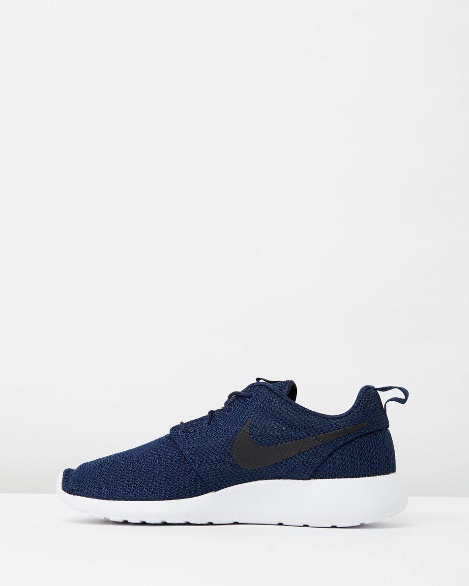 Nike Mens Roshe One Midnight Navy Black White 3