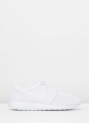 Nike Mens Roshe One White 1