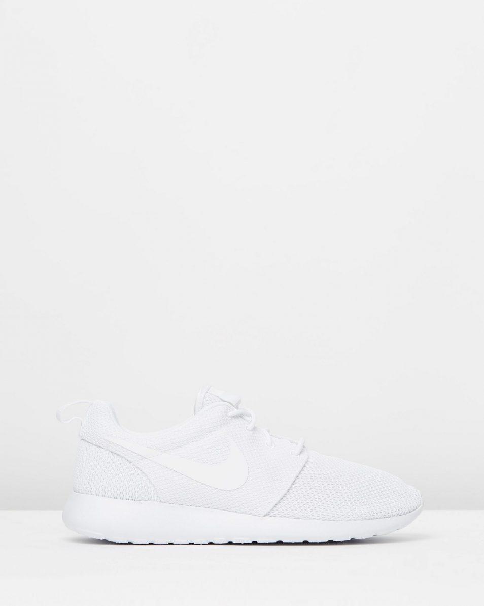 Nike Mens Roshe One White 1