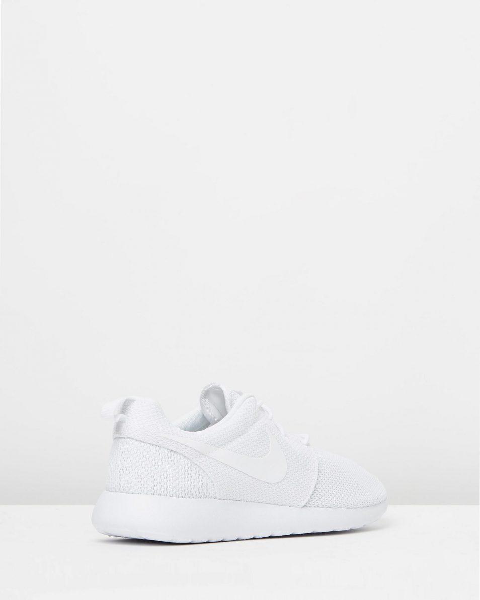 Nike Mens Roshe One White 2