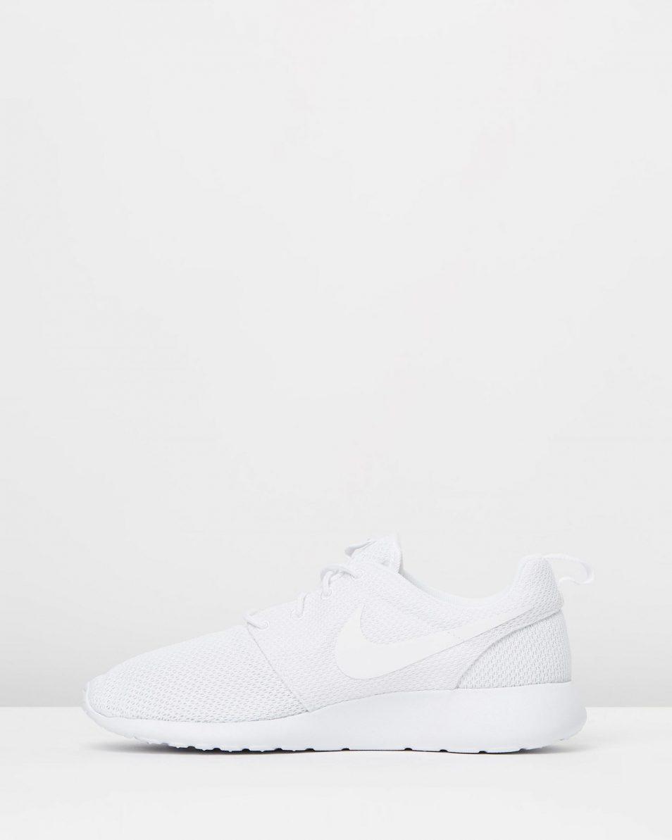 Nike Mens Roshe One White 3
