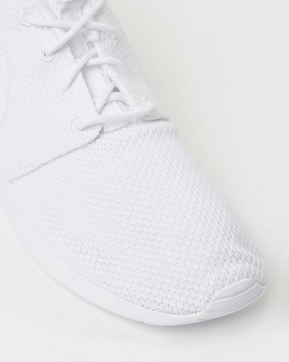 Nike Mens Roshe One White 4