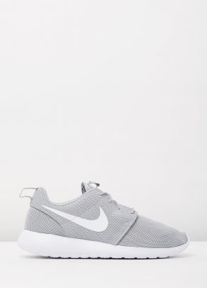 Nike Mens Roshe One Wolf Grey White 1