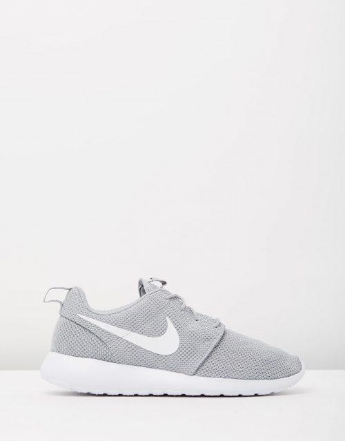 Nike Mens Roshe One Wolf Grey White 1
