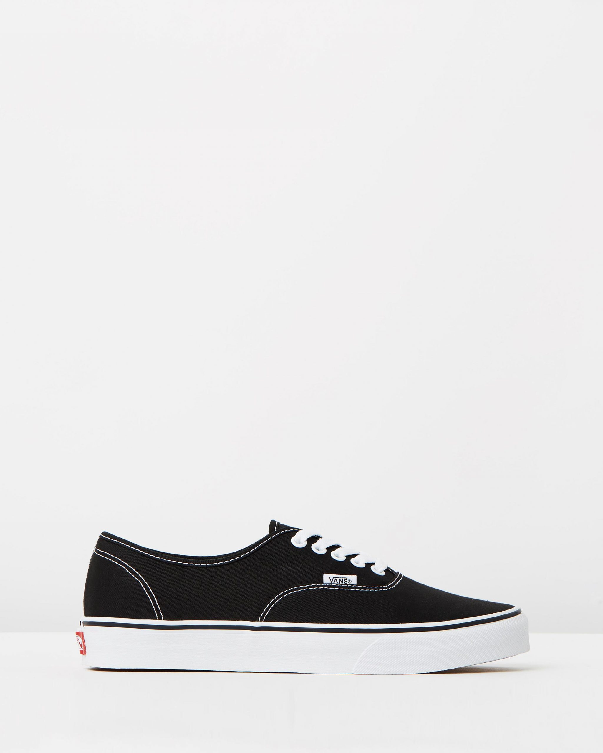Vans Authentic Black Men's Trainers