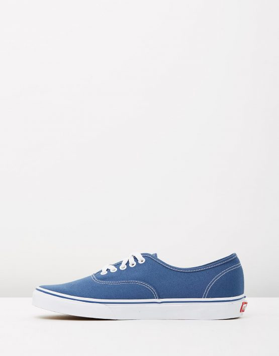 Vans Authentic Navy Mens Trainers 3