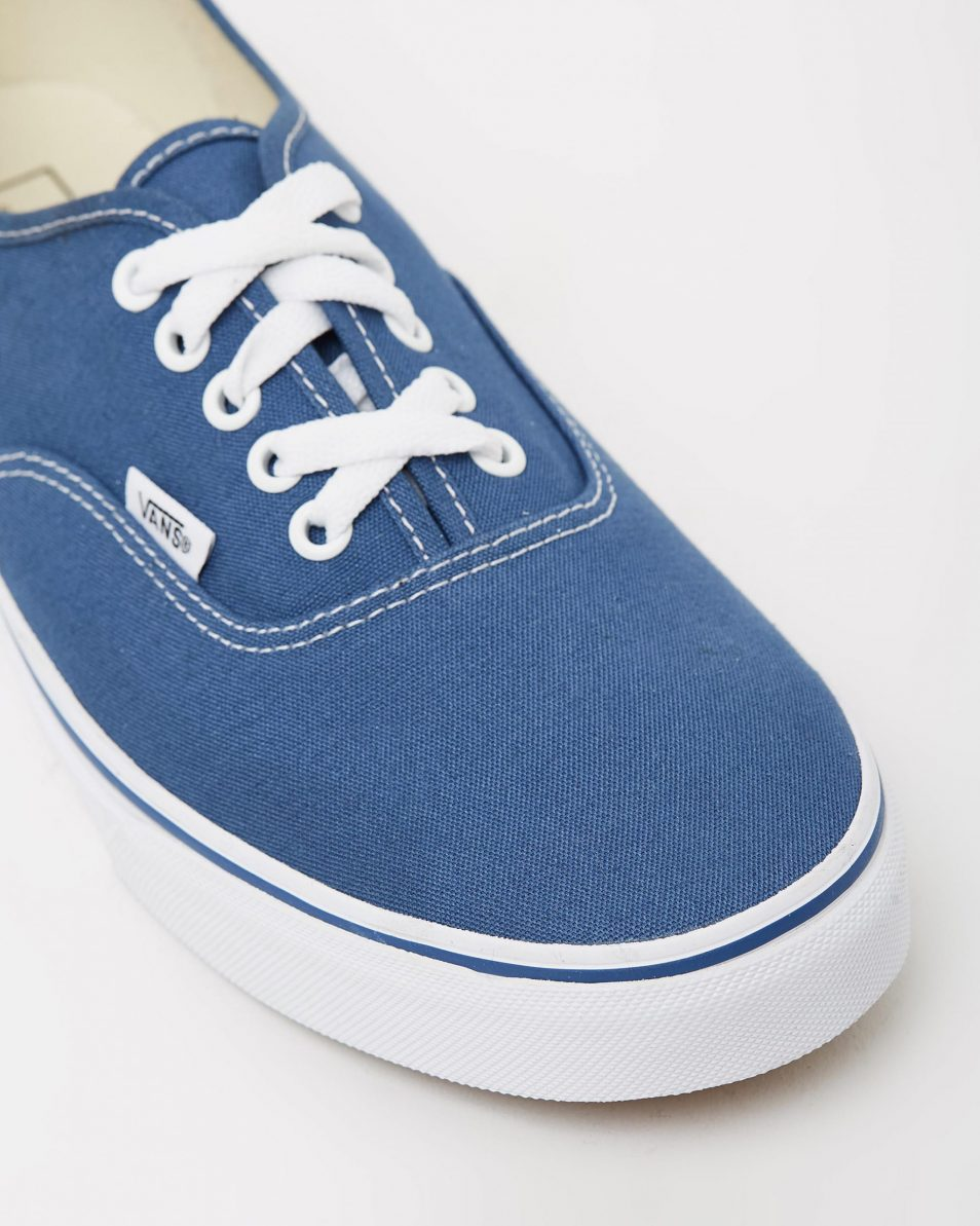 Vans Authentic Navy Mens Trainers 4