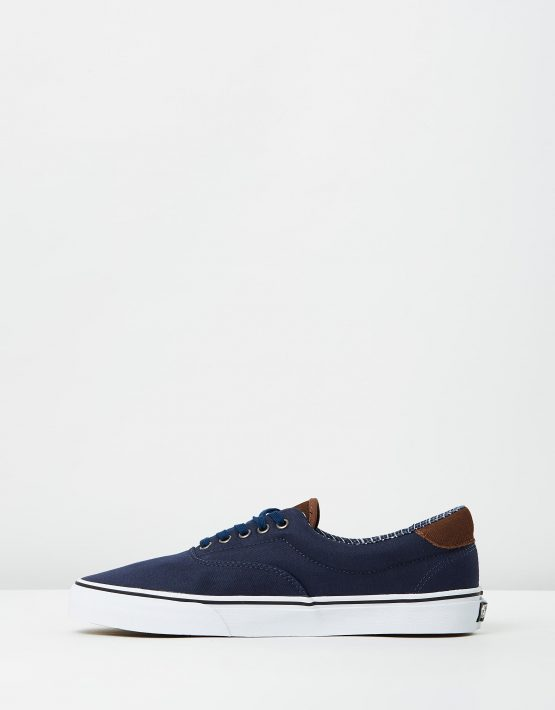 Vans Era 59 Cord Dress Blues 3