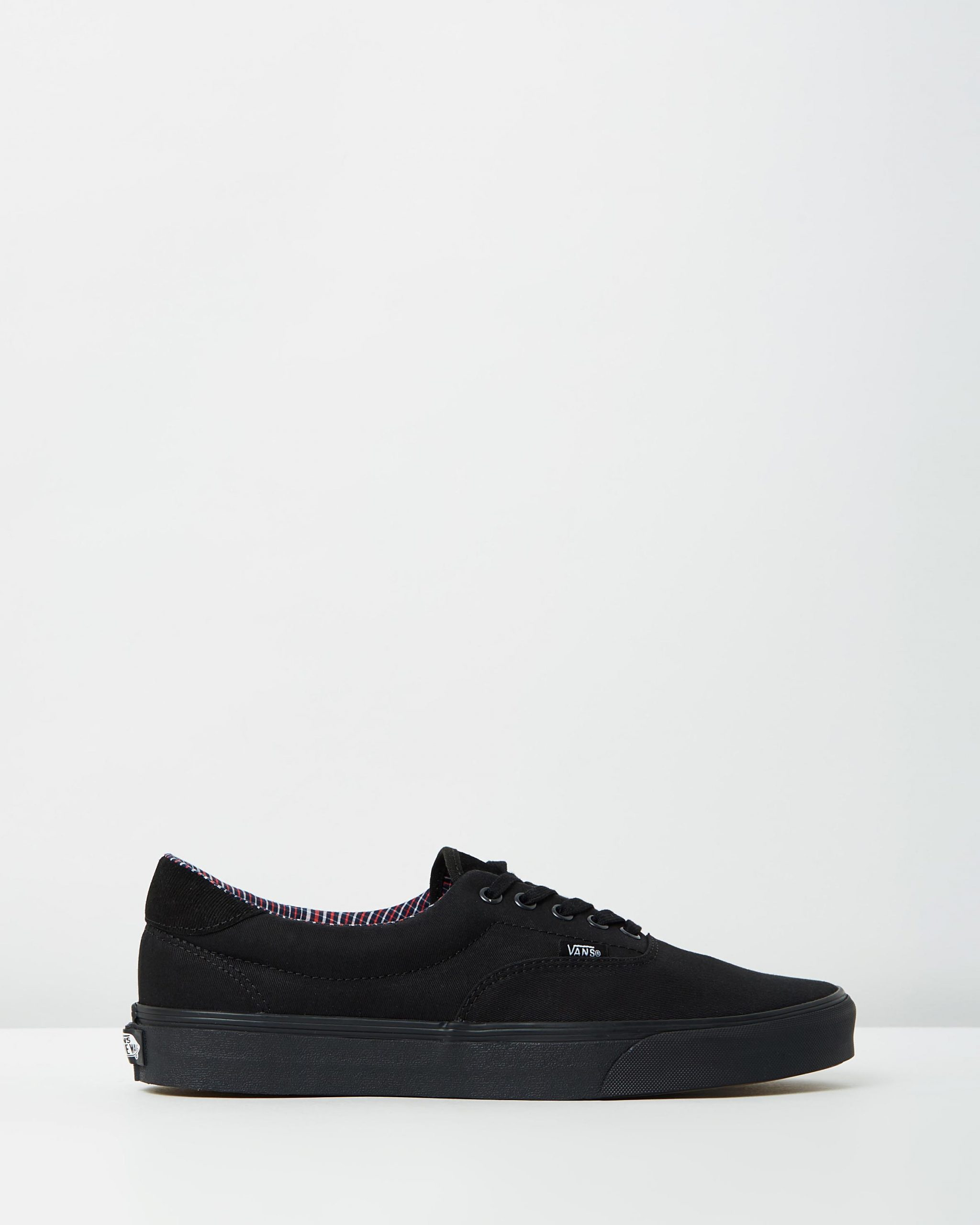 Vans Era 59 Cord, Plaid & Black